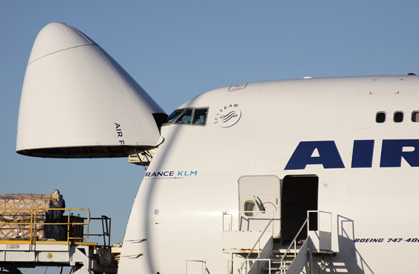 All Shore Forwarders | Air Freight Services