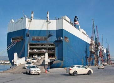 All Shore Forwarders | Roll-on/Roll-off Services